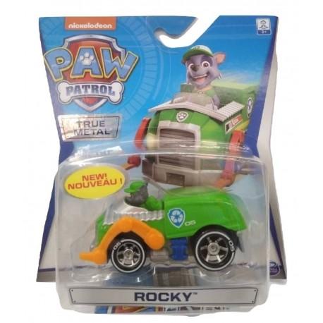 Paw Patrol True Metal Diecast Vehicles - Rocky