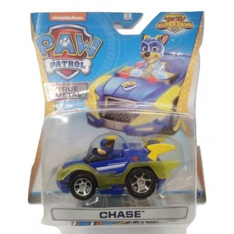 Paw Patrol True Metal Diecast Vehicles - Chase_2