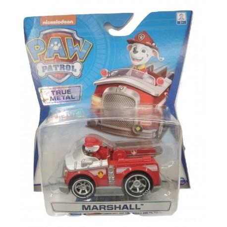 Paw Patrol True Metal Diecast Vehicles - Marshall_1