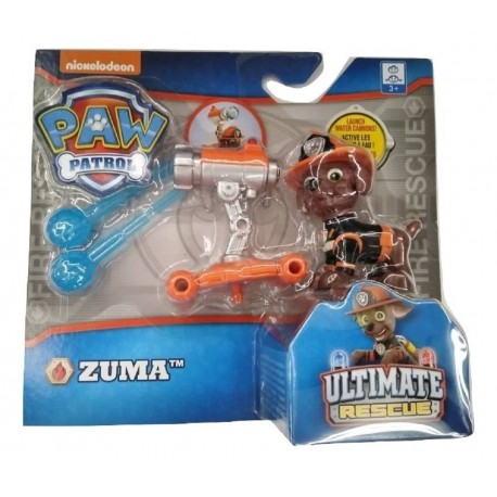 Paw Patrol Hero Pup Ultimate Rescue Water Cannon Series - Zuma