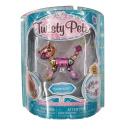 Twisty Petz Single Pack Bracelet - Glowy Kitty