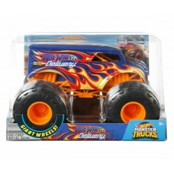 Hot Wheels Monster Trucks Dairy Delivery