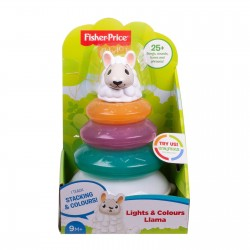 Fisher Price Linkimals Lights & Colors Llama
