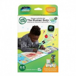 Leap Frog LeapStart Go Deluxe Activity Set - The Human Body