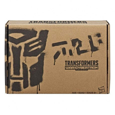 Transformers Generations Selects Deluxe WFC-GS08 Powerdasher Zetar Figure