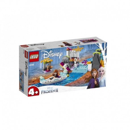 LEGO Disney 41165 Anna's Canoe Expedition