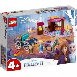 LEGO Disney 41166 Elsa and the Reindeer Carriage