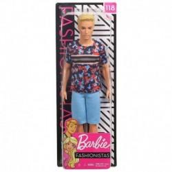 Barbie Ken Fashionistas Doll 118 - Original with Blonde Hair