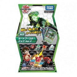 Bakugan Battle Planet 028 Card Packs Vol 2