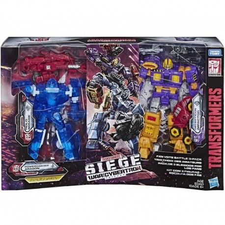 Transformers Siege War for Cybertron Trilogy Powerdasher Aragon