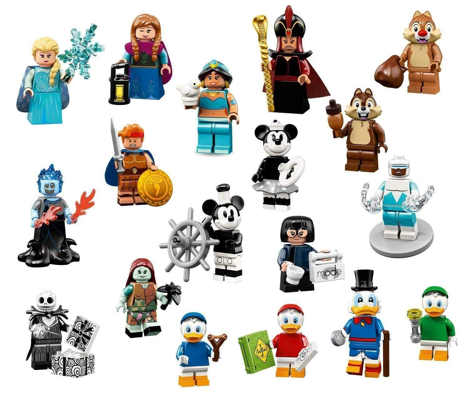 Minifig only Entry LEGO Collectible Series 2 Pop Star Minifigure
