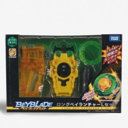Beyblade Burst Cho-Z B-124 Long Bey Launcher L Set