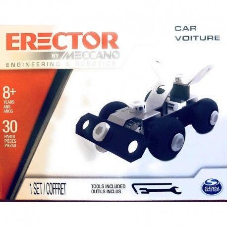 Meccano Bolts Mini Vehicles - Car