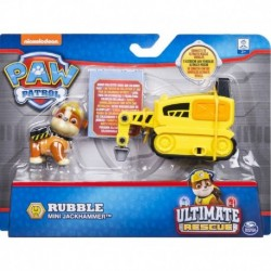 Paw Patrol Ultimate Rescue Mini Vehicle - Rubble