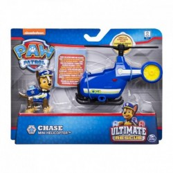 Paw Patrol Ultimate Rescue Mini Vehicle - Chase