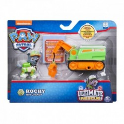 Paw Patrol Ultimate Rescue Mini Vehicle - Rocky