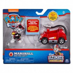 Paw Patrol Ultimate Rescue Mini Vehicle - Marshall