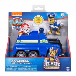Paw Patrol Chase Ultimate Rescue Police Cruiser Vehicle