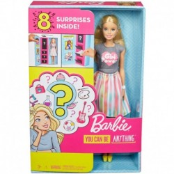 Barbie Surprise Career Dolls