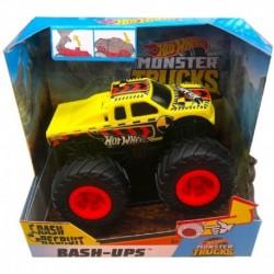 Hot Wheels Monster Trucks 1:43 Bash-Ups Collection - Crash Recruit