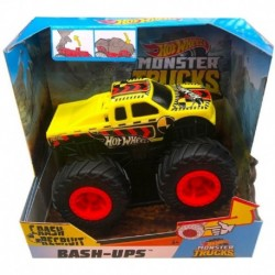 Hot Wheels Monster Trucks 1:43 Bash-Ups Collection - Crash Recruit