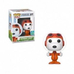Funko Pop! TV 577: Peanuts - Snoopy Astronaut [SDCC 2019 Summer Convention] (Exclusive)
