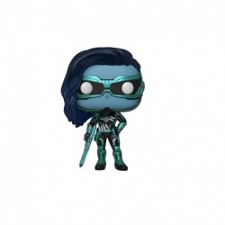 Funko Pop! Marvel 487: Captain Marvel - Minn-Erva [SDCC 2019 Summer Convention] (Exclusive)
