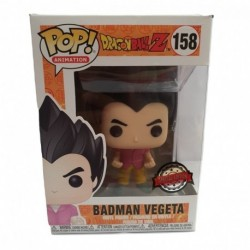 Funko Pop! Animation 158: Dragonball Z - Badman Vegeta (Exclusive)
