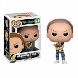 Funko Pop! Animation 173: Rick And Morty - Weaponized Morty
