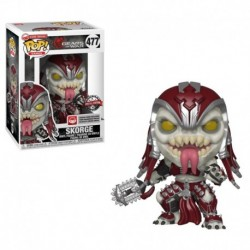 Funko Pop! Games 477: Gears of War - Skorge With Staff (Exclusive)