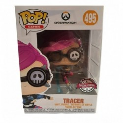 Funko Pop! Games 495: Overwatch - Punk Tracer (Exclusive)