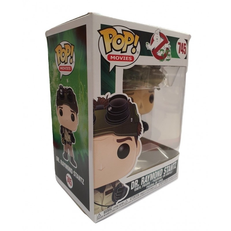Movies Ghostbusters 745 Dr Raymond Stantz Figurine Funko POP