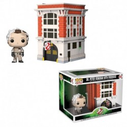 Funko Pop! Town 3: Ghostbusters - Peter with House