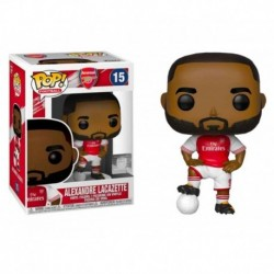 Funko Pop! EPL Football 15: Arsenal - Alexandre Lacazette