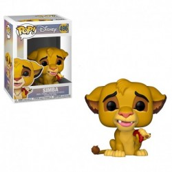 Funko Pop! Disney 496: Lion King - Simba