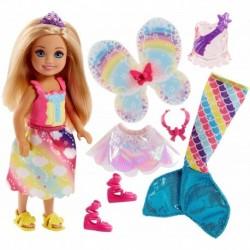 Barbie Dreamtopia Fairytale Dress-Up