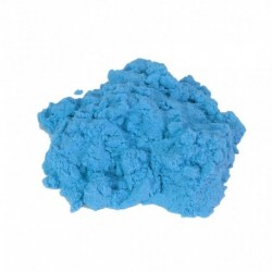 Kinetic Sand Neon Blue Refill 6oz (170g)