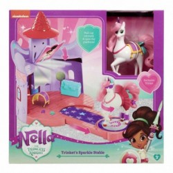 Nella Trinket's Stable Playset