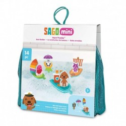 Sago Mini Bath Toys Foam Boats