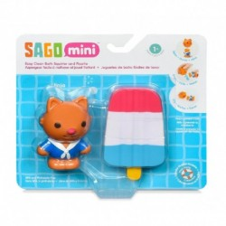 Sago Mini Easy Clean Bath Squirter and Floatie - Jinja