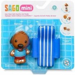 Sago Mini Easy Clean Bath Squirter and Floatie - Harvey