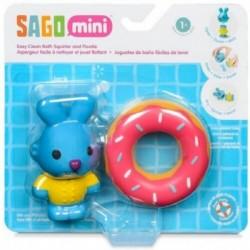 Sago Mini Easy Clean Bath Squirter and Floatie - Jack
