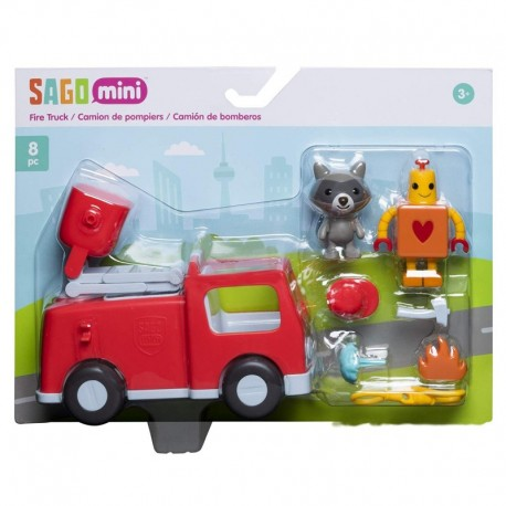 Sago Mini Fire Truck Vehicle