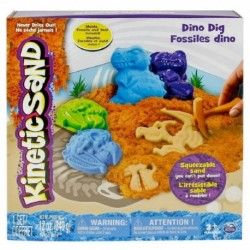 Kinetic Sand Dino Dig Playset 12oz (340g)
