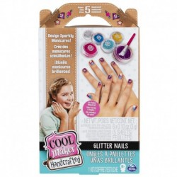 Cool Maker Handcrafted Glitter Nails Activity Kit