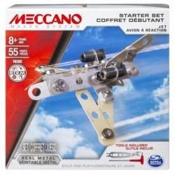 Meccano Starter Set Vehicles - Jet