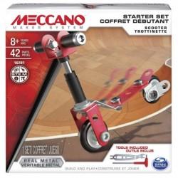 Meccano Starter Set Vehicles - Scooter