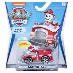 Paw Patrol Die Cast Core Vehicle - Marshall red
