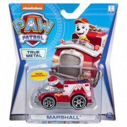 Paw Patrol Die Cast Core Vehicle - Marshall_redwhite