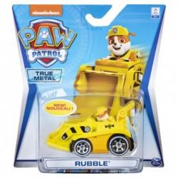 Paw Patrol Die Cast Core Vehicle - Rubble